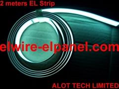 EL冷光片 高品質2米 冷光線熒光舞表演服道具