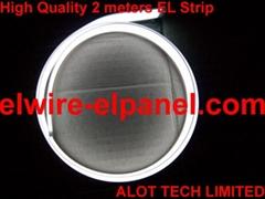 高品質2米EL發光條 發光帶 熒光舞發光道具