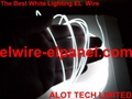 Top Brightness EL Wire in the World