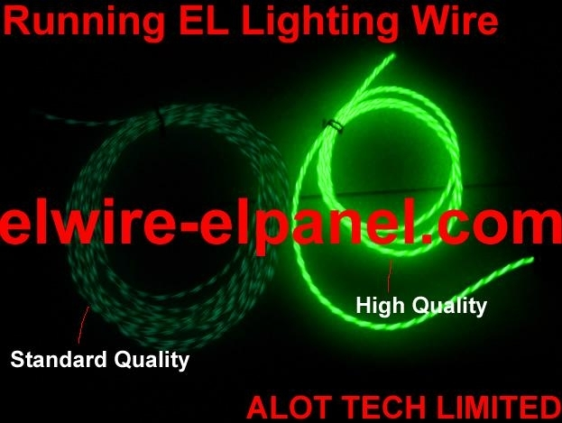EL Wire Chasing Lighting