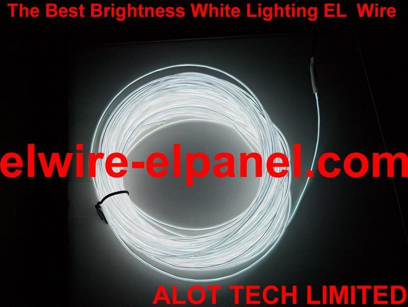 发光线 最顶级白光 高亮 EL冷光线 汽车装饰灯  1