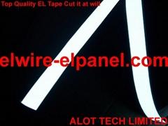 Cuttable EL Panel Tape E