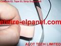 Cuttable EL strip Super Soft EL panel EL