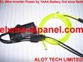 EL Wire Inverter 1AAA Battery EL Driver