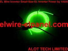 EL Wire Inverter 1AAA Ba