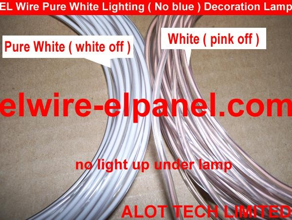 EL Wire Neon Wire EL Flashing cable Car Atmosphere lamp EL Lamp Over Polar2 2