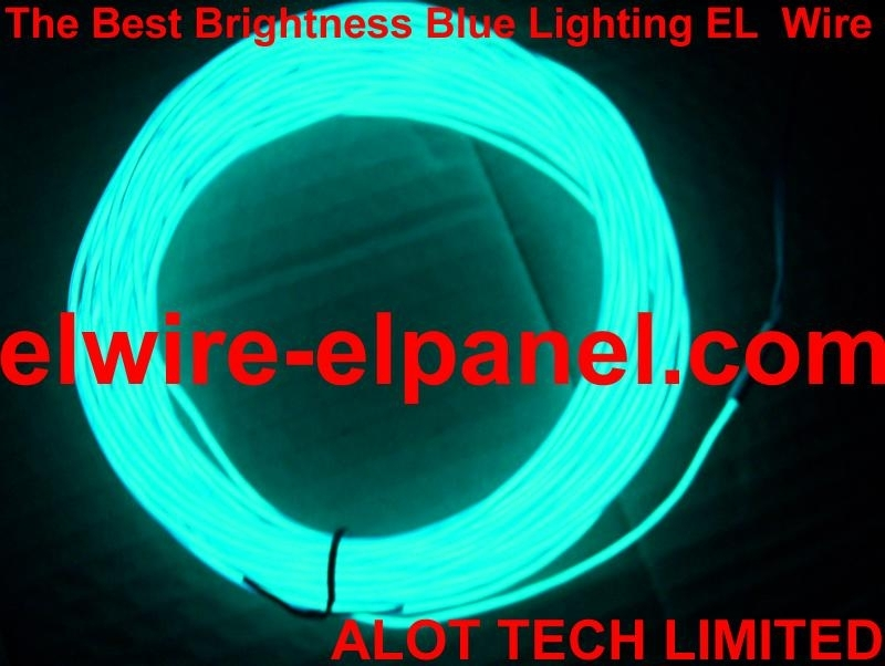 EL Wire The best of the best Blue Lighting