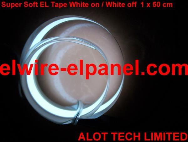 EL冷光片发光条 荧光舞演出服灯饰 汽车装饰超薄灯条 1