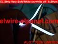 EL冷光片发光条 荧光舞演出服灯饰 汽车装饰超薄灯条 6