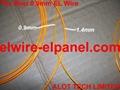 EL Wire Luminescent  EL Glowing Wire 0.9mm EL Flashing Wire