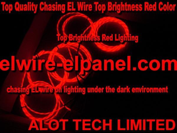 闪耀高亮度EL冷光线追光灯条 汽车装饰灯 模型灯饰条 2
