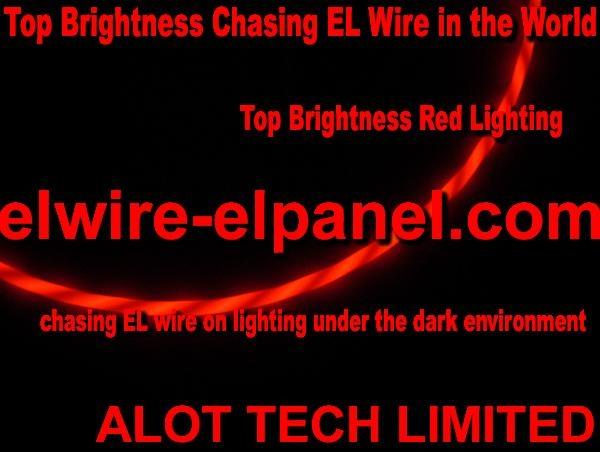闪耀高亮度EL冷光线追光灯条 汽车装饰灯 模型灯饰条 3