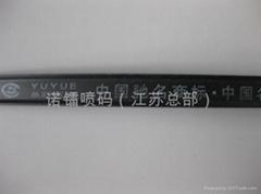 BV電線電纜計米噴碼機