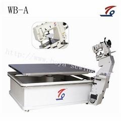 WB-A TAPE EDGE MACHINE