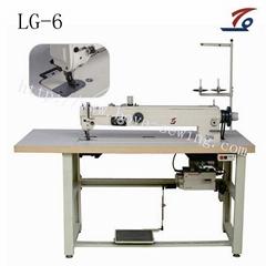 Long Arm Label Machine