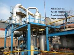 DIR Car Engine Oil Vacuum Negative Pressure Distillation,Oil Purifier Machine