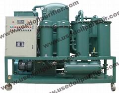 ZJD Hydraulic Vacuum Oil Purification machine