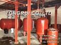 DIR Black Engine Oil Vacuum Distillation and Waste Oil Treatment Equipment 3