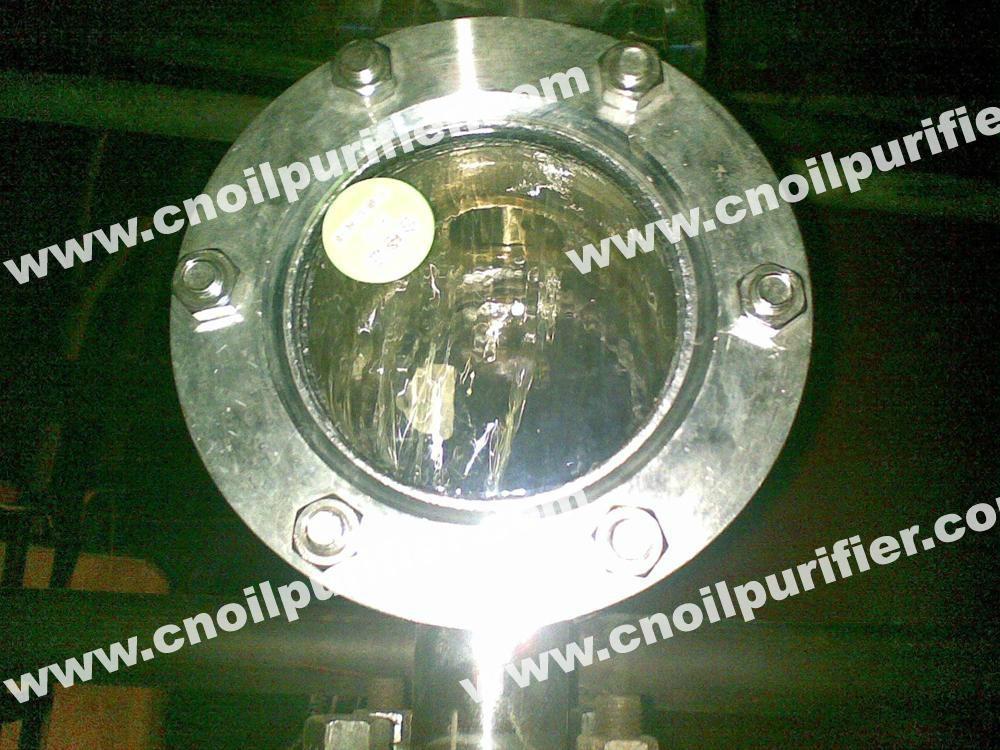 DIR Black Engine Oil Vacuum Distillation and Waste Oil Treatment Equipment 5