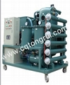 Small Oil Purification Equipment for tranformer oil, insulation oil
