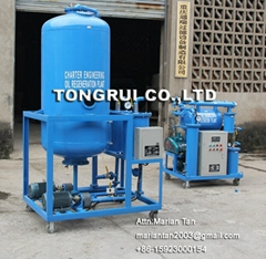 BZ Insulation Oil Decolorization Regeneration Equipment