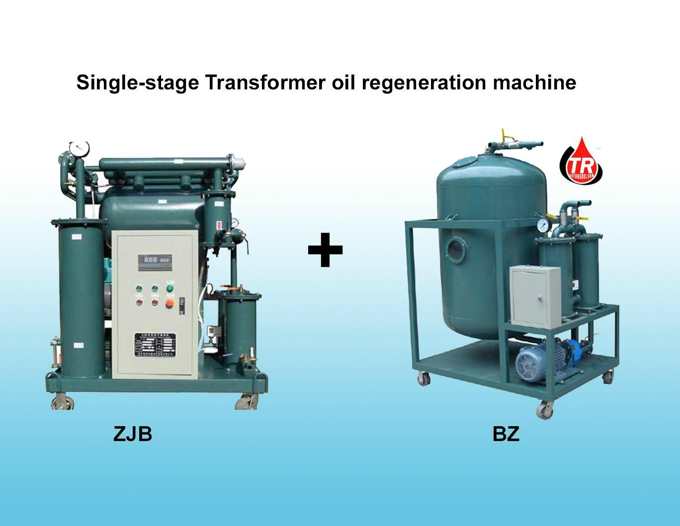 Multi-function Insulation Oil Filtration equipment dehydrator,change color 2
