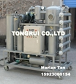 ZJR-100 Multifunctional Double-stage Vacuum Transformer Oil Decolor Regeneration 4
