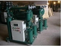 20 Years Experience Vacuum Single-stage Transformer Oil Purifier Machine