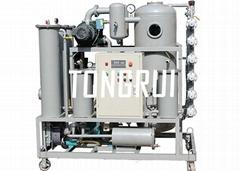 ZJR系列多功能再生双级真空除水除酸脱杂质滤油机