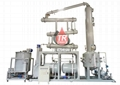 Easy Operation Waste Engine Oil Recycling Machine , Used Car Oil Refinery Plant 1