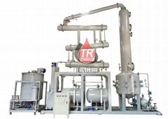 废机油蒸馏柴油净化设备