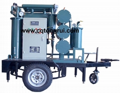 Waste Insulating/Transformer Oil Decolorization Machinery
