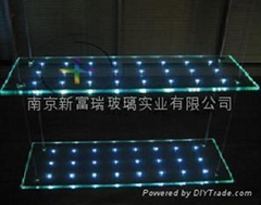 LED Glass/ LED laminated glass