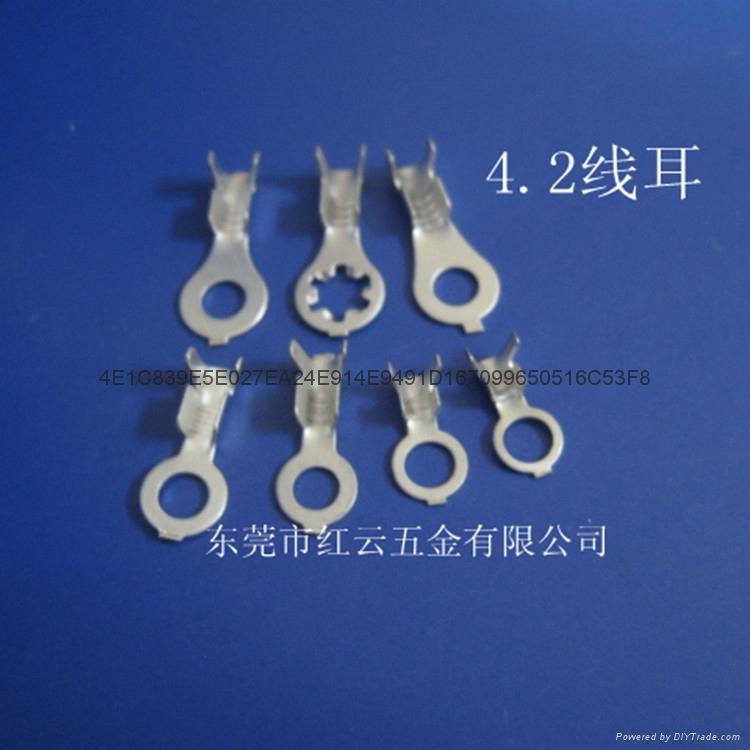 內徑3.2/4.3圓環端子 2