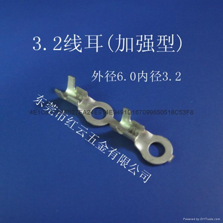 内径3.2/4.3圆环端子 5
