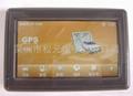 """4.3"""" Portable gps navigation"""