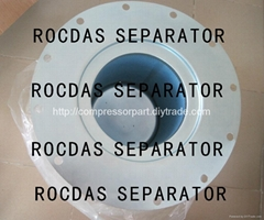 Air compressor OIL SEPAR