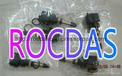 Air compressor auto drain valve kit