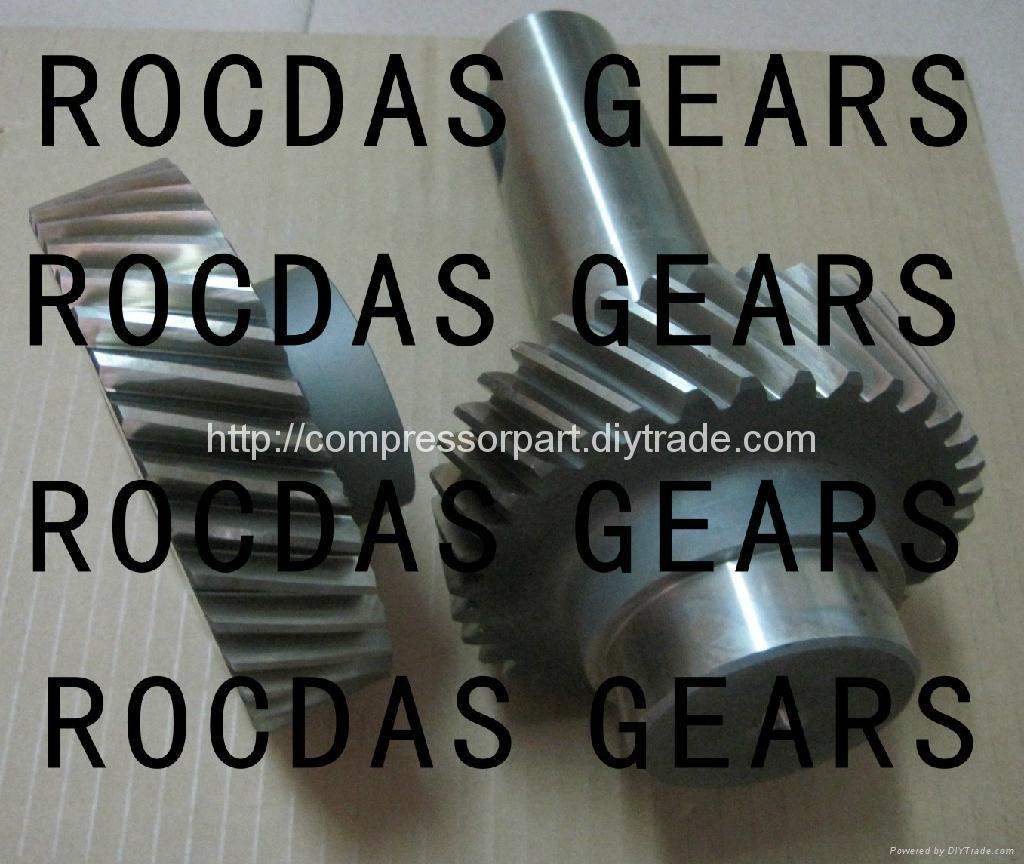 Air compressor Gear sets