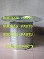 Air compressor water oil separator