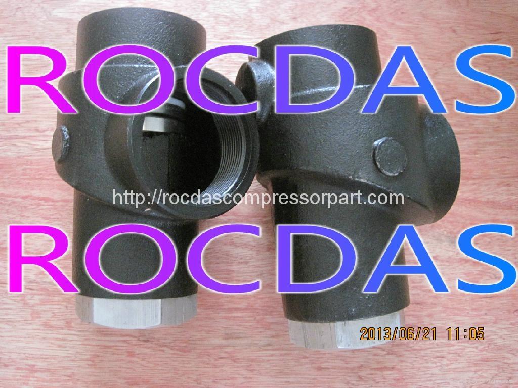 Air compressor MPV kit
