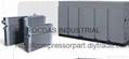 Air compressor Air/oil cooler