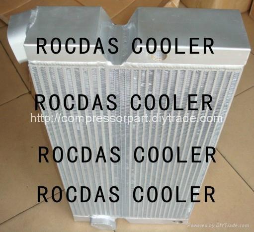 Air compressor Heat exchanger 1