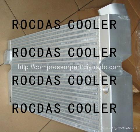 Air compressor Heat exchanger 2