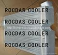 Air compressor Heat exchanger