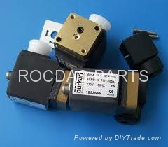 Air compressor Solenoid