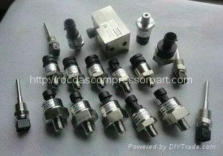 Air compressor Temperature sensor