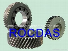 Air compressor Gearwheel