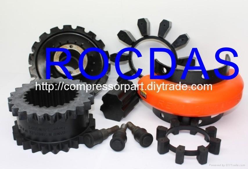 Air compressor Coupling Element