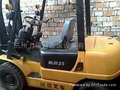 杭州收舊叉車